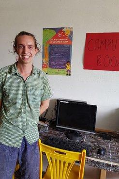 Eratap School Computer Lab
