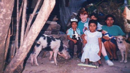 Monica Fitzgerald Guatemala