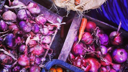 Sarah Quinn, Morocco food
