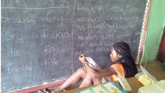 Fata at School