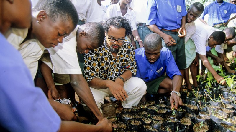 Agriculture Extension Volunteer (Ghana)