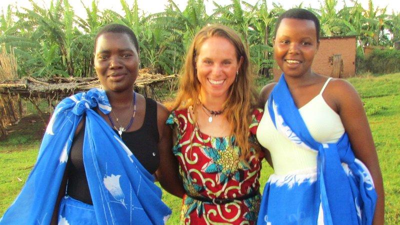 heather newell rwanda