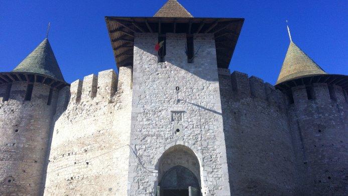 Fortress in Soroca