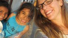 "Adrienne ""Adriana"" Peck is a community economic development Volunteer in Peru."