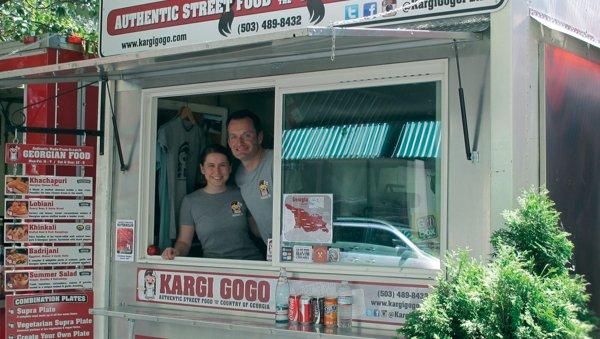 Corps to Career: Kargi Gogo all the way from Georgia