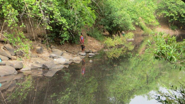 How I became a machete fisherman