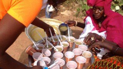 malnutrition cups