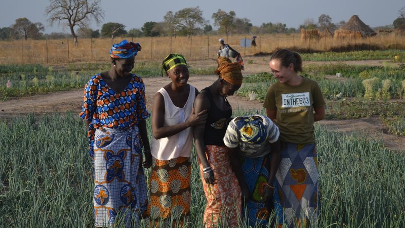 Agriculture Extension Specialist (The Gambia)