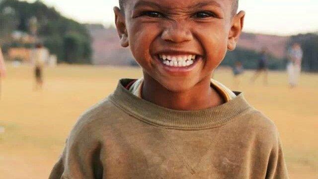 Madagascar smile