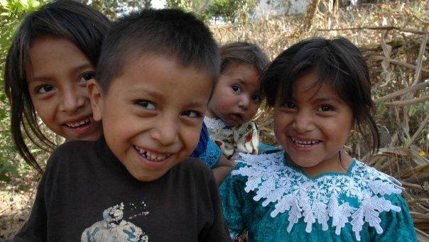 Guatemala smile
