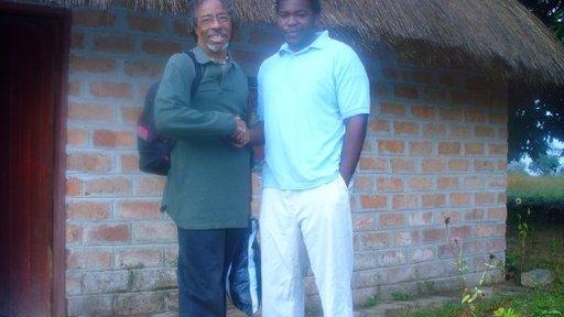 Kamau Rono Zambia