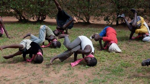 Breakdancing for girls' empowerment