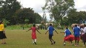 girls soccer Tanzania