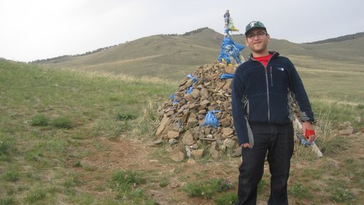 William Frankel is a Peace Corps Volunteer in Mongolia.