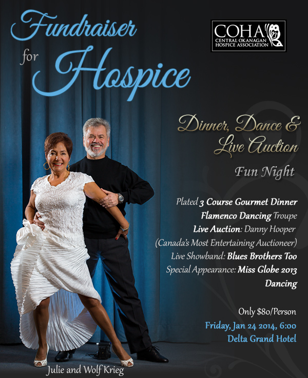 Fundraiser for the Hospice