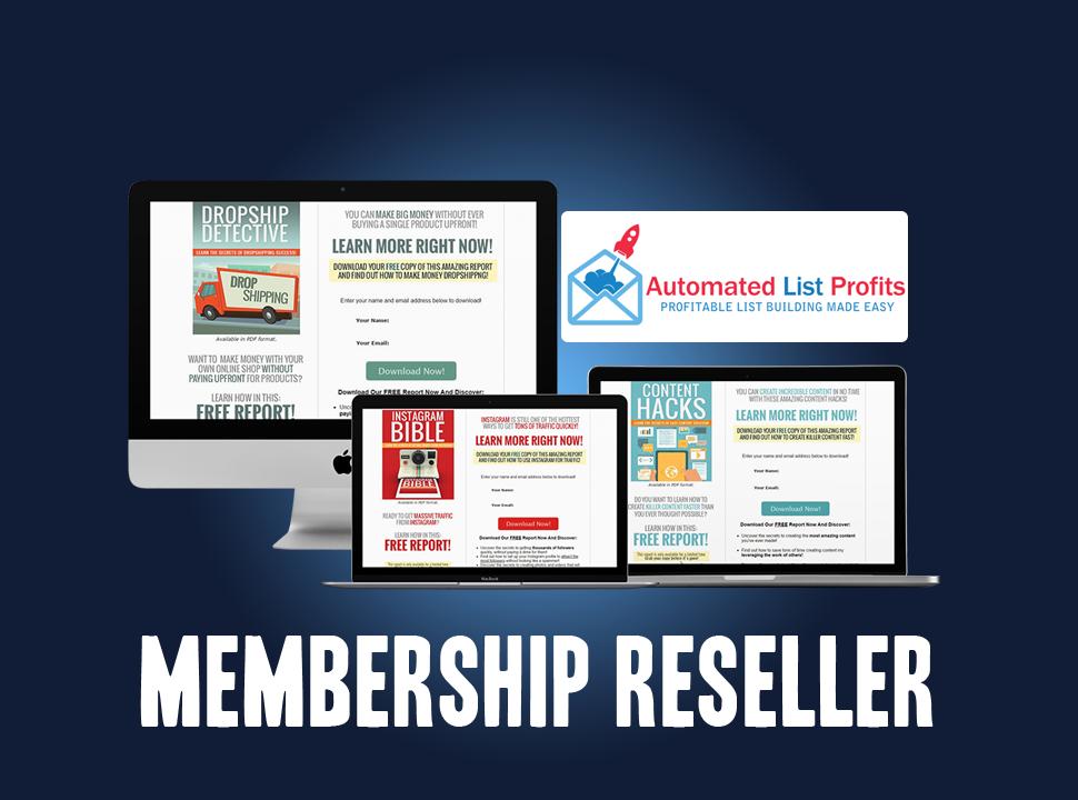 Membership Reseller