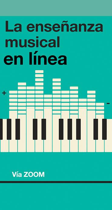 Serie de videoconferencias: La enseñanza musical en línea