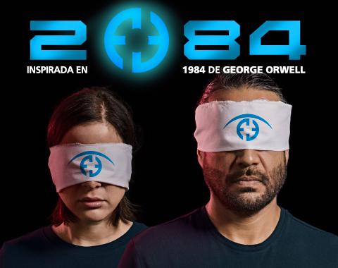"Docente Jorge Villanueva dirige la obra teatral ""2084"""