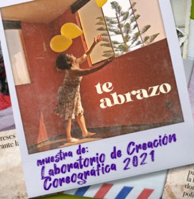 """Docente Mirella Carbone dirige la muestra virtual de danza contemporánea """"Te abrazo"""""""