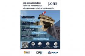 Junta Nacional de Justicia y estándares interamericanos sobre independencia judicial y anticorrupción