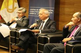 CICAJ envía informe a la Junta Nacional de Justicia sobre aplicación de la suspensión preventiva.