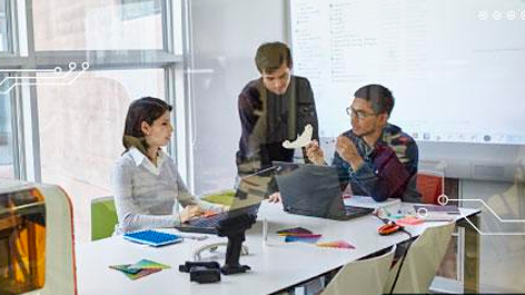 Diseño y fabricacion de prototipos 3D