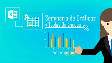 Curso Taller en Gráficos y Tablas Dinámicas en Excel