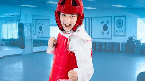 Taller de Tae Kwon Do