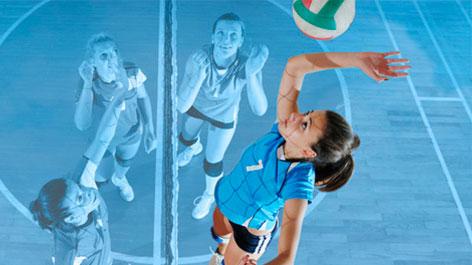 Taller de Vóleibol - Martes y Jueves - Martes y Jueves