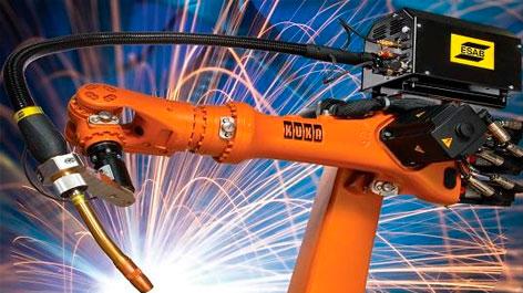Curso de Capacitación en Robótica Industrial