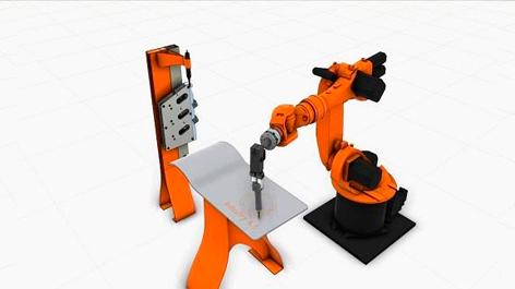 Curso de Capacitación en Programación Virtual de Robots Industriales KUKA
