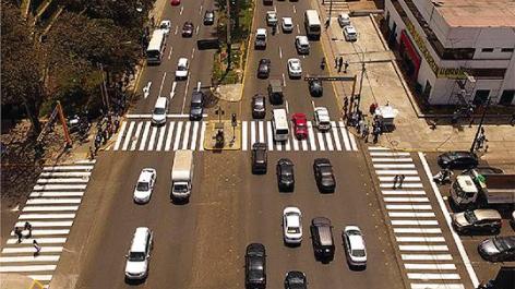 Diplomatura de Especialización en Gestión de la Infraestructura y de la Movilidad