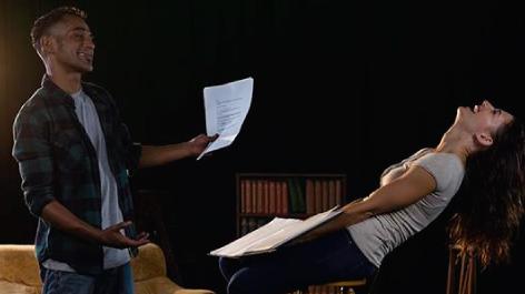 Taller de Teatro II: La Palabra en la Escena