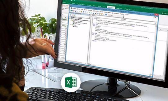 Curso de Capacitación en Excel Avanzado: Diseño y Desarrollo de Macros - lunes y miércoles