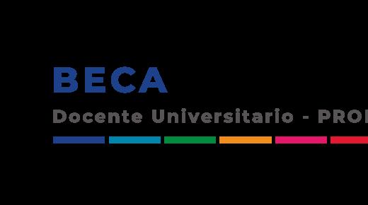 Beca Docente Universitario 2017 – PRONABEC