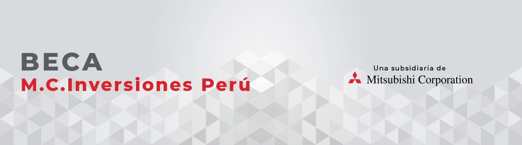 Beca M.C.Inversiones Perú