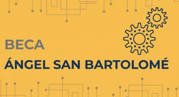 [Resultados] Ganador de la Beca Ángel San Bartolomé 2019
