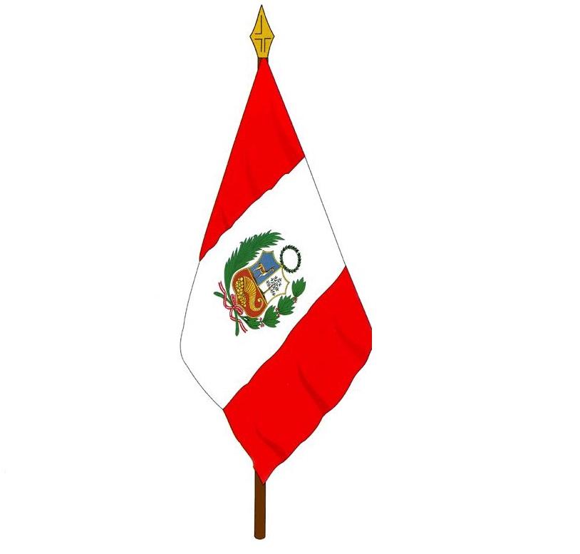 Puntoedu Fiestas Patrias Bandera Pabellón O Estandarte Pucp