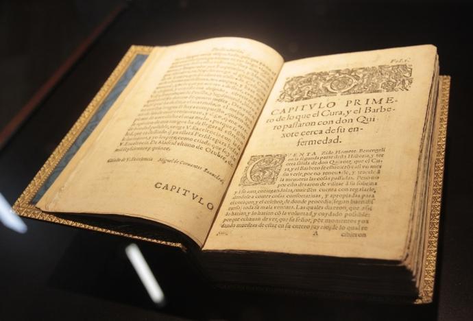Tesoro PUCP: la Colección de Libros Valiosos que alberga nuestra Biblioteca Central