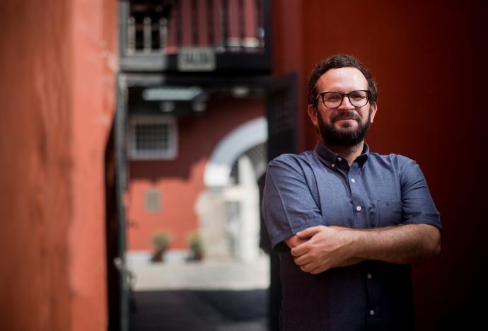 Conoce al nuevo director de nuestro Instituto Riva-Agüero