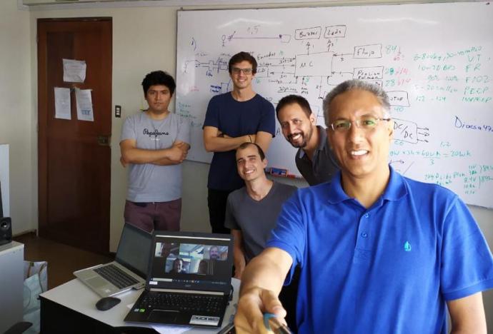 PUCP engineers design pulmonary ventilators to attend coronavirus emergencies