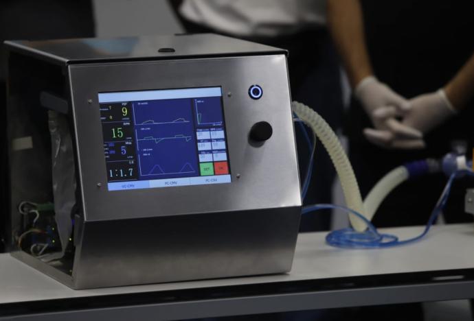 Masi: PUCP and four private companies create emergency mechanical respirator against coronavirus