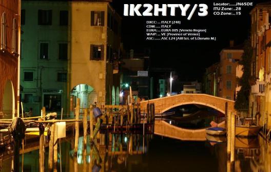 Chioggia, Canal Vena