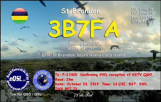 3B8FA - Callsign Lookup by QRZ Ham Radio