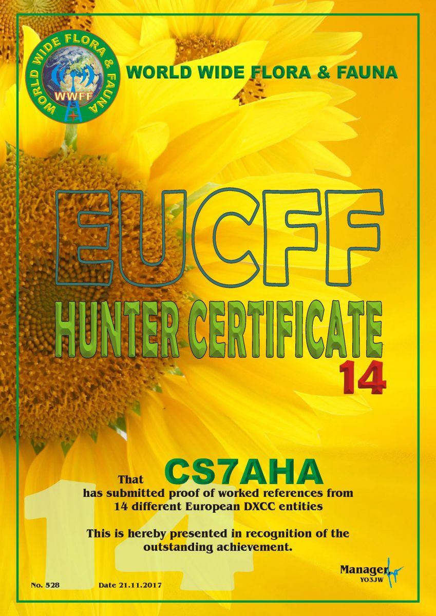 14h EUCFF 20017