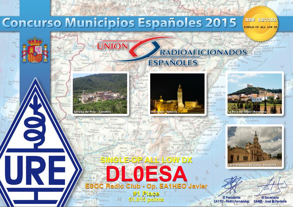 CME 2015 DL0ESA_diploma