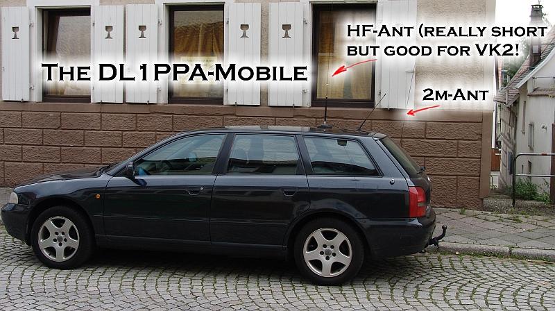 mobile station - old, but mine! :-)