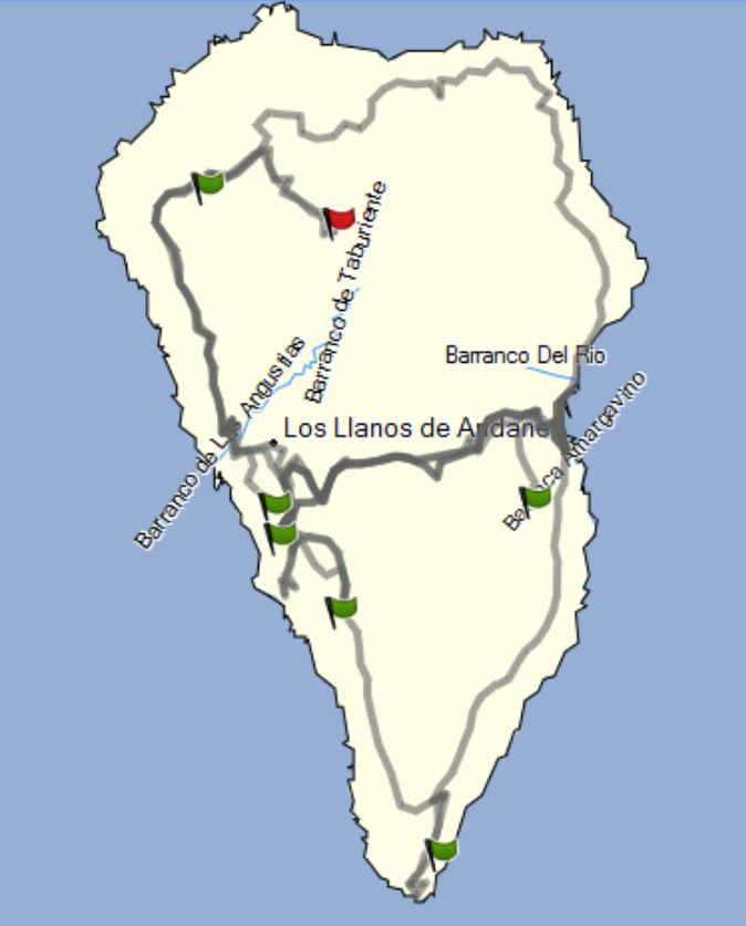 La Palma with our Activities