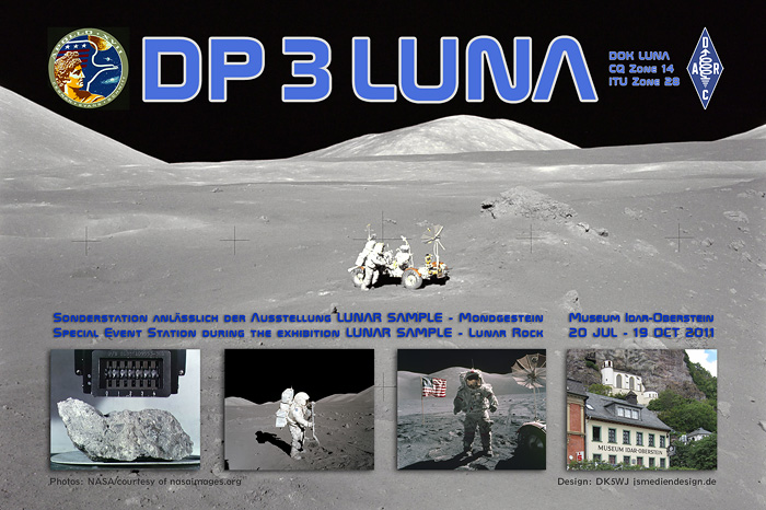 Dp3luna callsign lookup by qrz ham radio for Sonder bureau 13