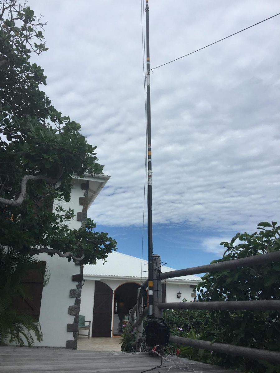 FJ/KO8SCA SteppIR antenna for 40M-10M
